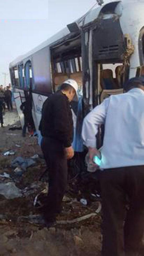 حادثه تصادف دانش آموزان نظرآبادی