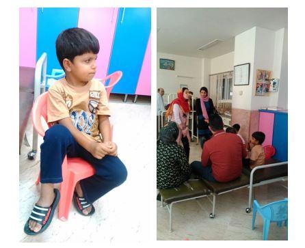 بیمارستان کودکان مدرس