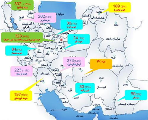 نقشه لوازم تحریر