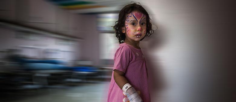 برنامه قصه خوانی همدلان کودک-عکس از بهار محمدیان