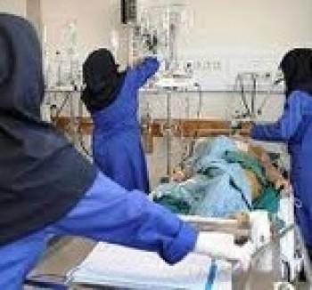 گزارش اهدای دستگاه به بیمارستان مدرس