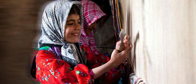 کودکان ایران- عکس از بهار محمدیان