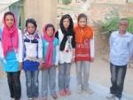 گزارش کودکان روستای درودزن