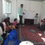 کارآفرینی در روستای حسن سلیمان