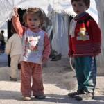 بیش از نیمی از آوارگان جهان کودکان هستند